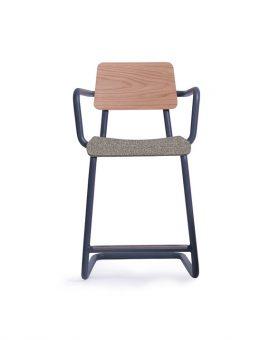 Magnificent Cantilever Sd16011C Bar Stool Cape Furniture Pdpeps Interior Chair Design Pdpepsorg